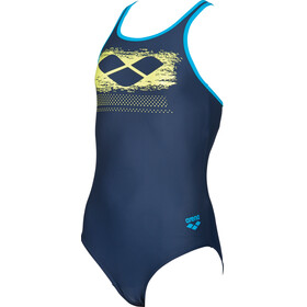 arena Scratchy Swimsuit Children blue